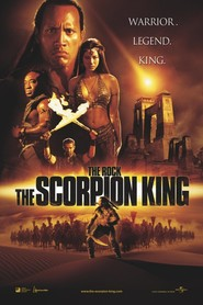 "Plakat for filmen ""The Scorpion King"""
