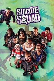 "Plakat for filmen ""Suicide Squad"""