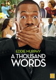 "Plakat for filmen ""A Thousand Words"""