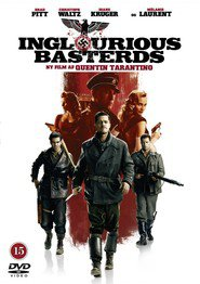 "Plakat for filmen ""Inglourious Basterds"""
