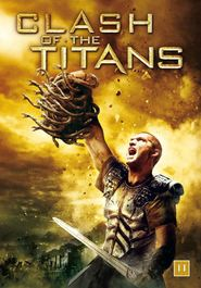 "Plakat for filmen ""Clash of the Titans"""