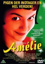 "Plakat for filmen ""Den fabelagtige Amélie fra Montmartre"""