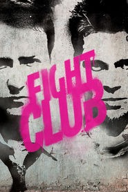 "Plakat for filmen ""Fight Club"""