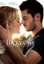 "Plakat for filmen ""The Lucky One"""