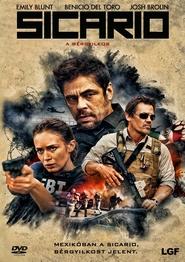 """Plakat for filmen """"Sicario"""""""