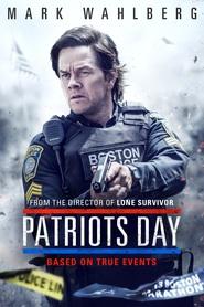 "Plakat for filmen ""Patriots Day"""
