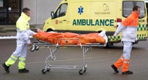 Ambulance reddere til selvmordsforsøg