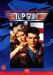 "Plakat for filmen ""Top Gun"""