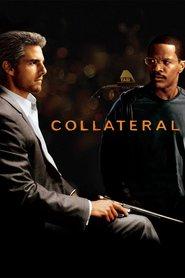 """Plakat for filmen """"Collateral"""""""