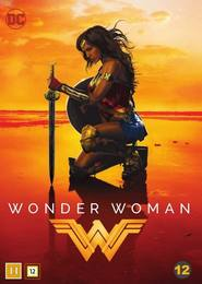 """Plakat for filmen """"Wonder Woman"""""""