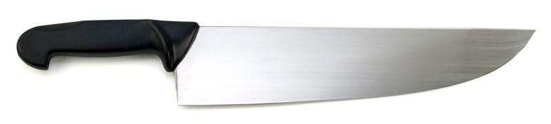 Slagterkniv, værktøjet til det første af mine selvmordsforsøg