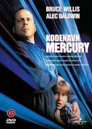 """Plakat for filmen """"Kodenavn: Mercury"""""""