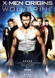 """Plakat for filmen """"X-Men Origins: Wolverine"""""""