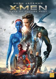 "Plakat for filmen ""X-Men: Days of Future Past"""