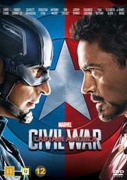 "Plakat for filmen ""Captain America: Civil War"""