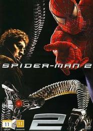 """Plakat for filmen """"Spider-Man 2"""""""