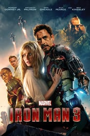 "Plakat for filmen ""Iron Man 3"""