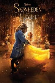 """Plakat for filmen """"Skønheden og Udyret"""""""