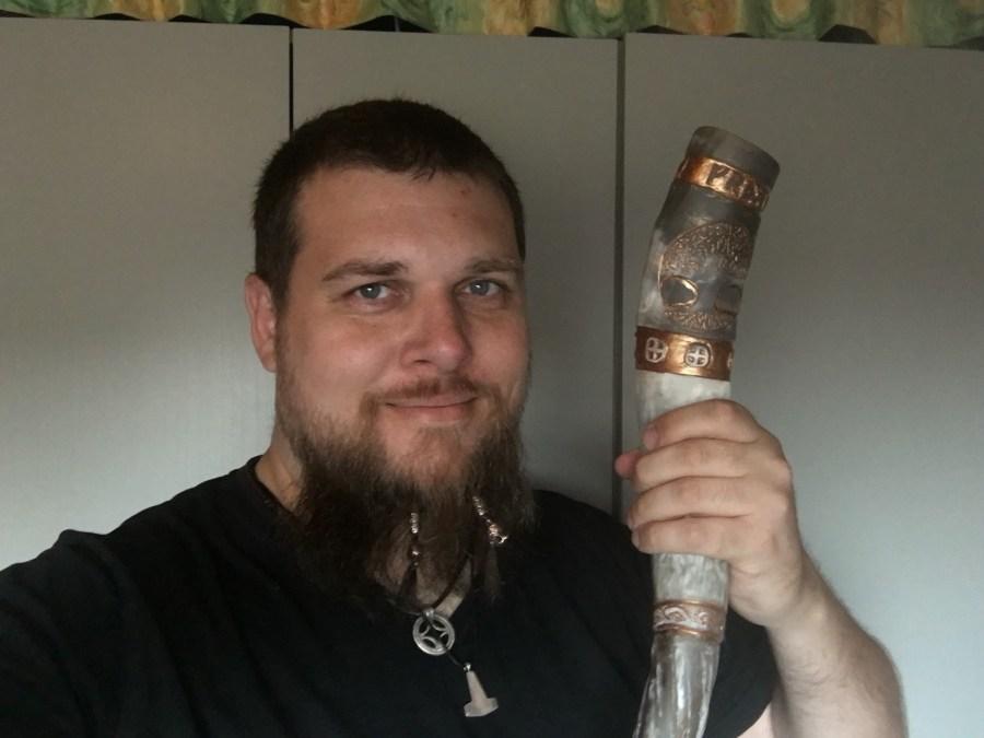 Friggas Horn, præsenteret af Jesper Bjørn Schlæger