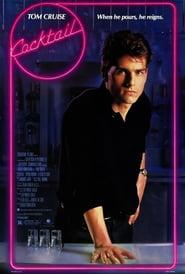 """Plakat for filmen """"Cocktail"""""""