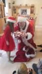 Julemand i Hammerum-Gjellerup ved Herning