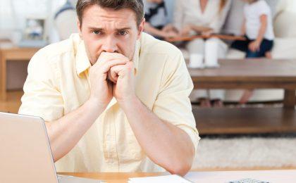 Ein Online-Fragebogen kann Interessierten Auskunft über ihr persönliches Stresslevel geben.