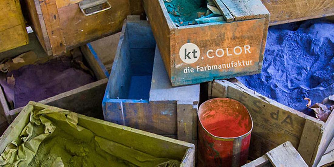 «Vert Vif» Und «Bleu Outremer» Farbkultur Von Le Corbusier