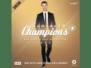 """Florian Silbereisen: """"Die Schlagerchampions 2020"""" wieder auf CD!"""