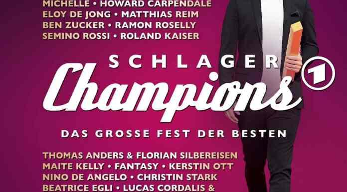 Schlagerchampions mit Florian Silbereisen