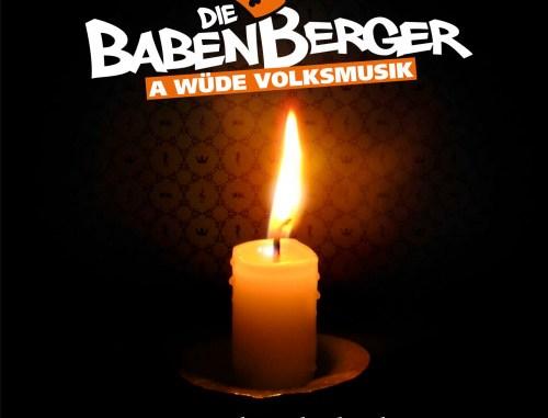 """Die Babenberger mit ihrer neuen Single """"Weihnachtsliacht""""."""