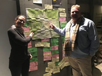 1. Ideencamp am 11. Januar 2018