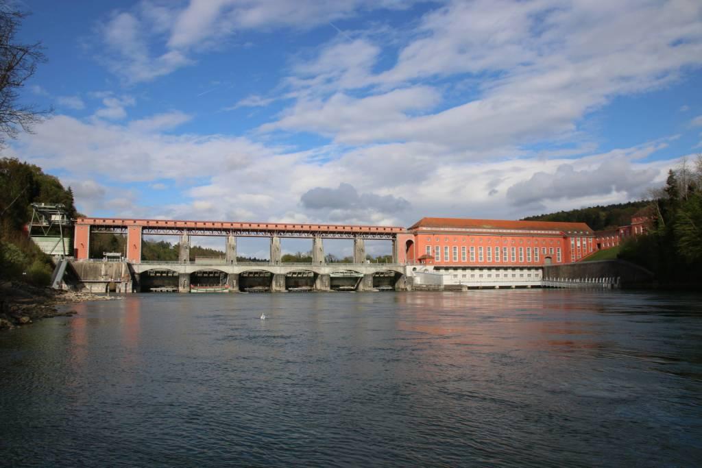 Kraftwerk Rheinsfelden