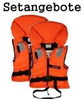 2 Rettungswesten aus der Bootskiste ~ Größe wählbar 15 bis über 90 Kg -