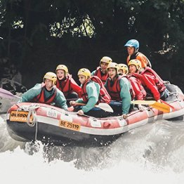 Erlebnisgutschein: Rafting - für Einsteiger in Boltigen | meventi Geschenkidee -