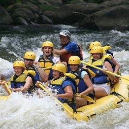Erlebnisgutschein: Rafting - Halbtagestour in Palfau (5 Stunden) | meventi Geschenkidee -