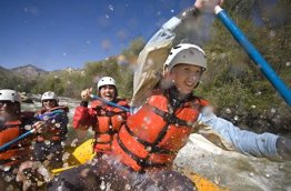 Geschenkgutschein: Rafting & Canyoning mit 2 übernachtungen im ötztal -