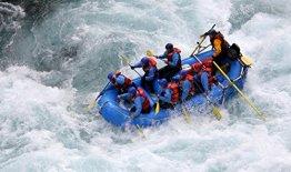 Göll Rafting Tour in Berchtesgaden -