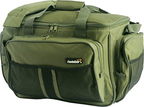 Carryall Karpfentasche Angeltasche gro/ß mit Isoliertem Hauptfach