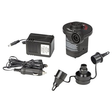Intex Elektrische Luftpumpe Quick Fill Mini AC/DC Electric Pump 230 V, 66632 -