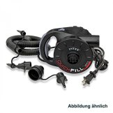 Intex Luftpumpe elektrisch 230V 200W Quick Fill -