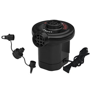 Intex Luftpumpe Quick Fill Pump, schwarz, 230 V -