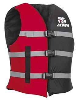 Jobe Schwimmweste Promo Vest Universal Red für Wassersport Rot -