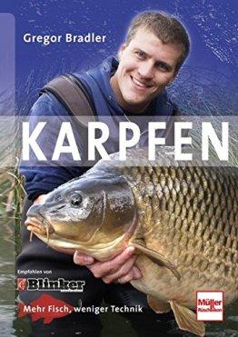 Karpfen: Mehr Fisch, weniger Technik -