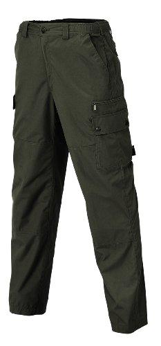 Pinewood Unisex Outdoorhose Wildmark, dunkelgrün, 54 -