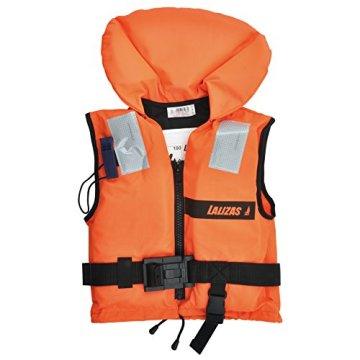 Rettungsweste 15-30kg Schwimmweste ISO 12402-4 Feststoffweste 100N -