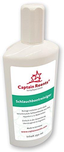 Schlauchbootreiniger 250 ml von Captain Reents -