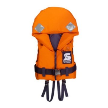 Secumar Rettungsweste Bravo 15 – 20 kg 100 N – Schwimmweste -
