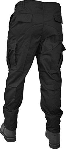 US Rangerhose Freizeithose BDU Hose Farbe Schwarz Größe XL -