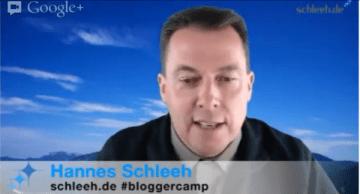 Hannes Schleeh schleeh.de