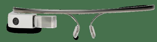 Google Glass Brille